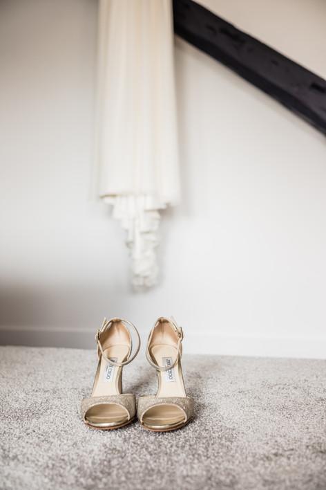 Mariage chic et champêtre Pont de Pany