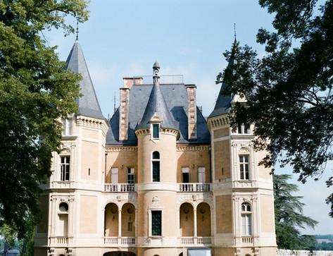 Le Château d'Azy - David Brenot de l'empreinte Agence de photographie