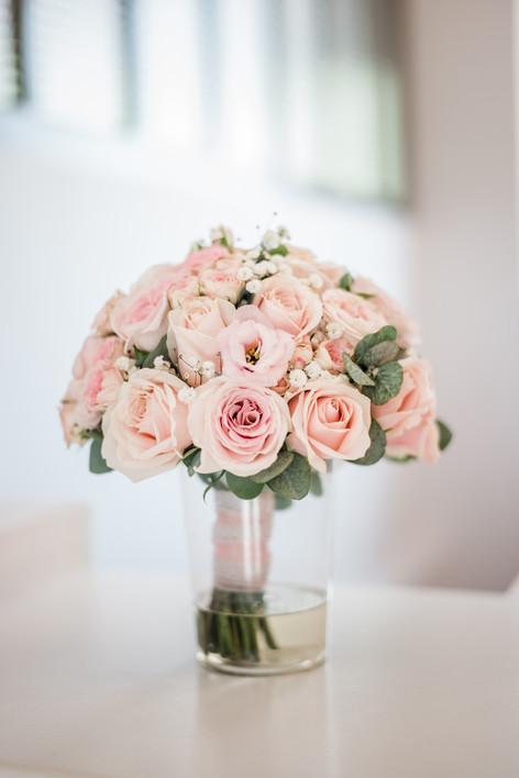 Bouquet de Créa Flore au Domaine de Pont de Pany