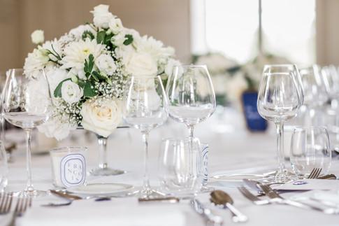 Wedding decoration Photo David Brenot