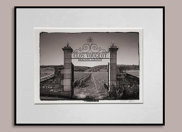 Porte du Clos de Vougeot