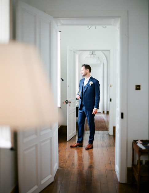 Wedding day in Chateau d'Azy - David Brenot