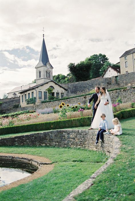 mariage chateau barbirey