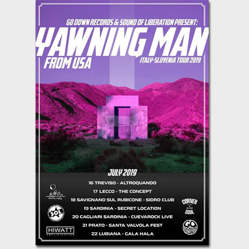 Yawning Man (US)