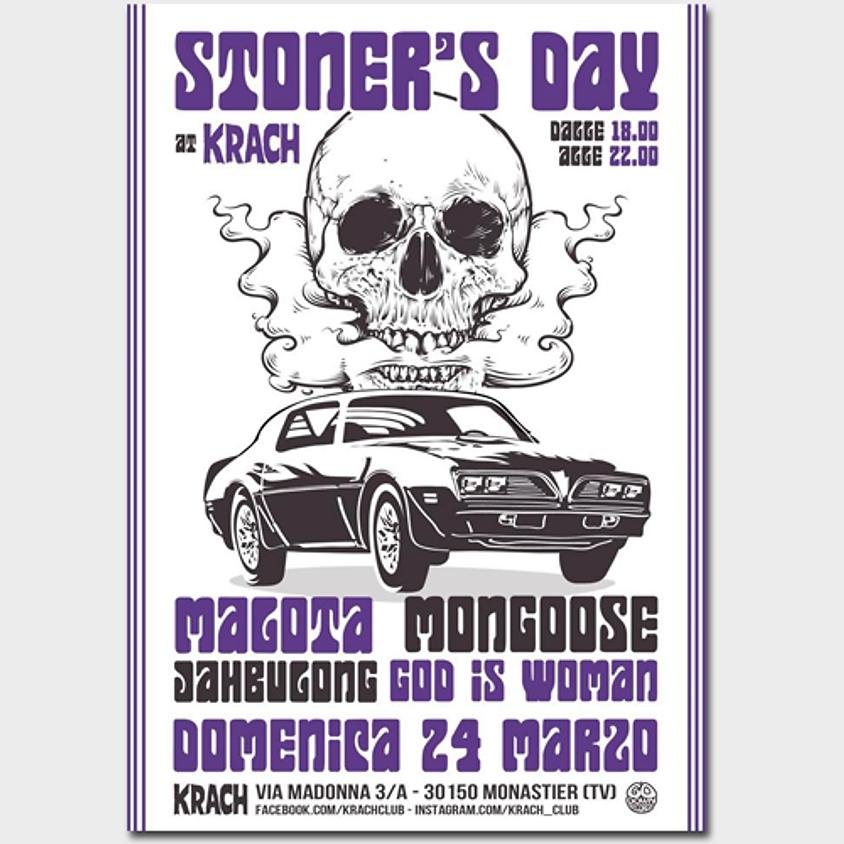 Stoner's Day @ Krach Club