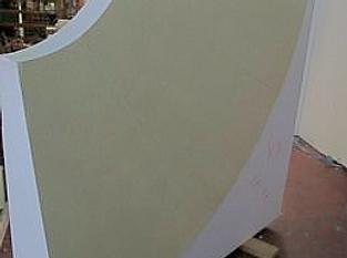 cassaforma resinata di polistirolo