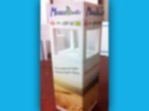 espositore refrigerato
