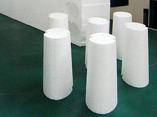 packaging stivali da moto in polistirolo