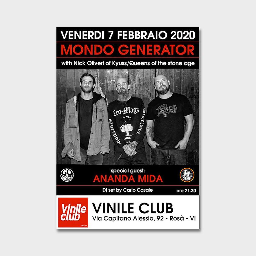 Mondo Generator (US) live