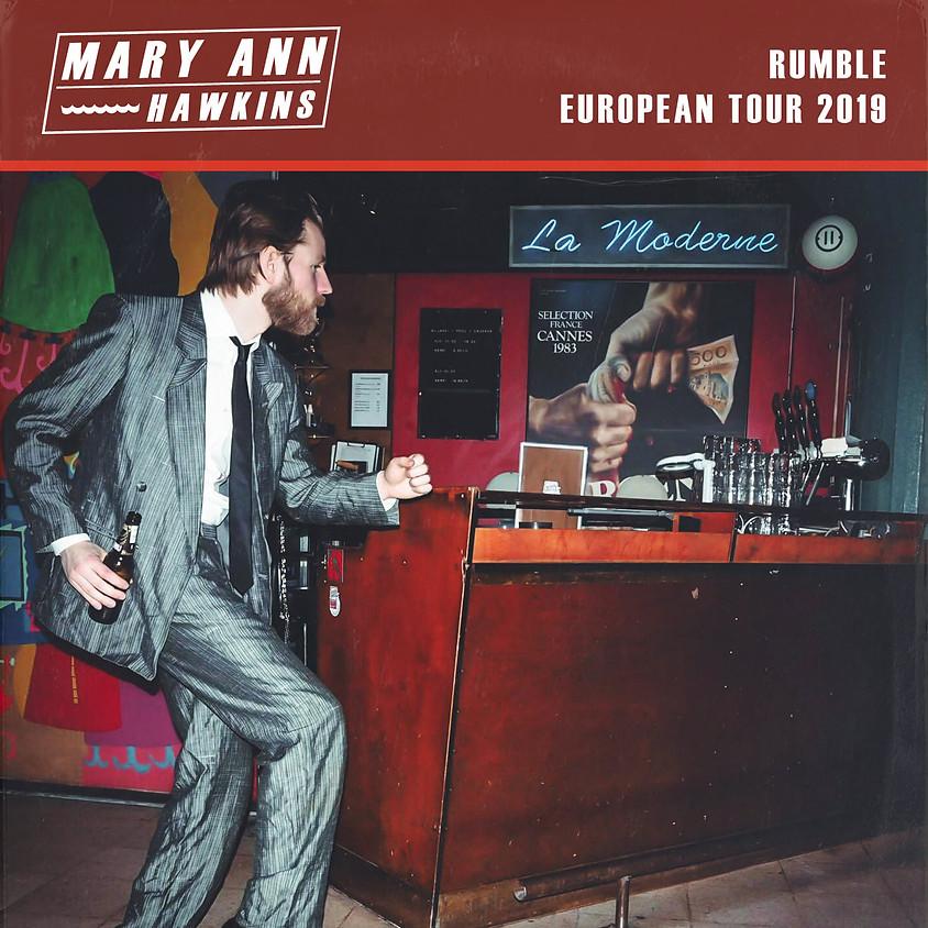 Mary Ann Hawkins (FI)