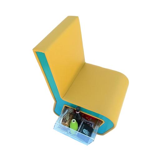 Cassetto Plexiglass