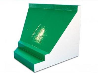 stampo cornicione in polistirolo e PVC