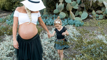 {Maternity} Ashley + James' Laguna Niguel Maternity Session