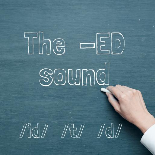 Você sabe como pronunciar o ED em Inglês?