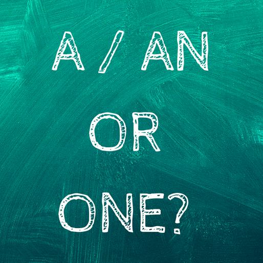 A/An or One? – Você sabe qual a diferença entre eles?