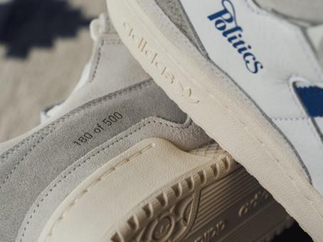 Sneaker Politics x Adidas Forum 84