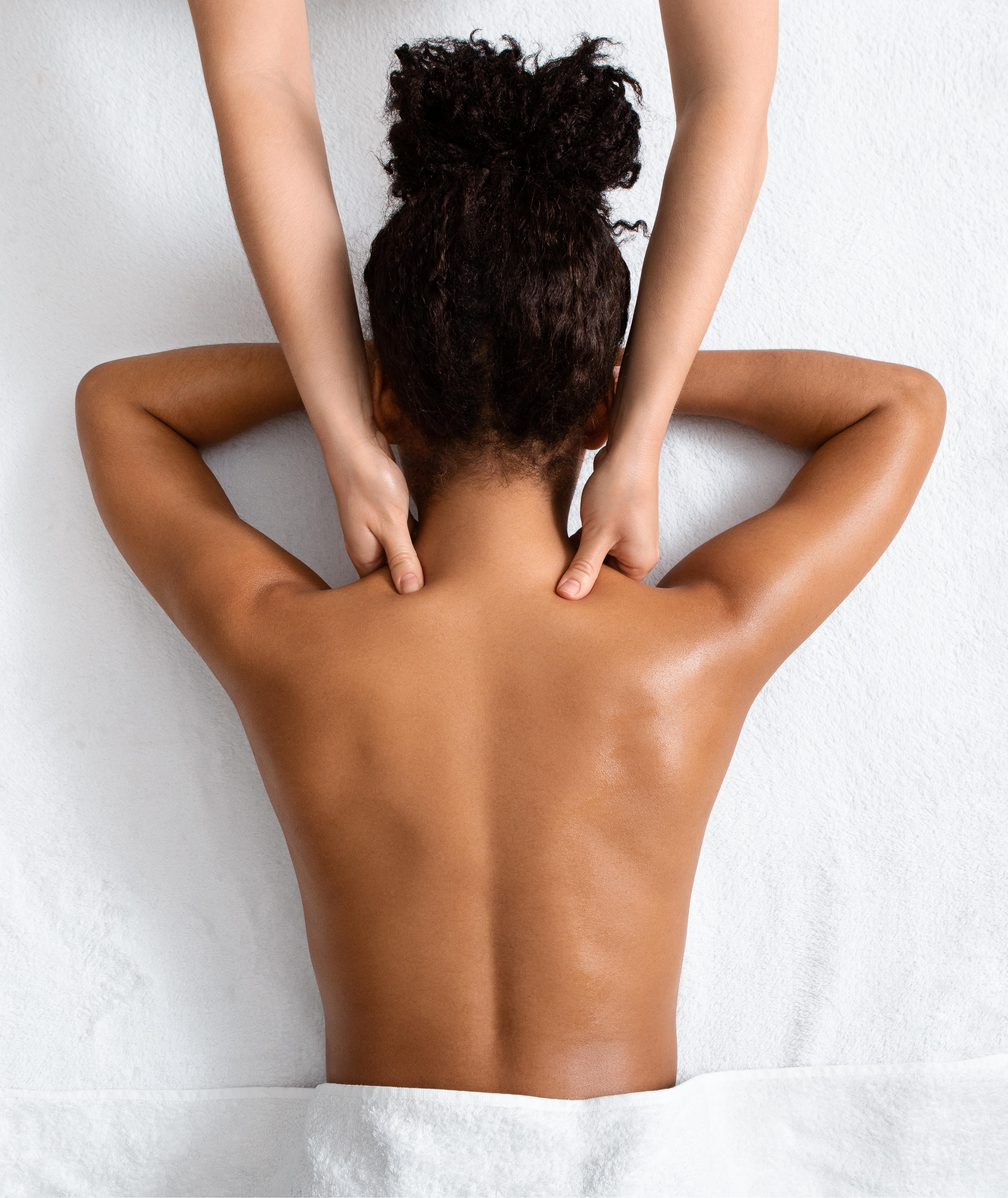 Gua Sha Lymphatic Body Massage 90min