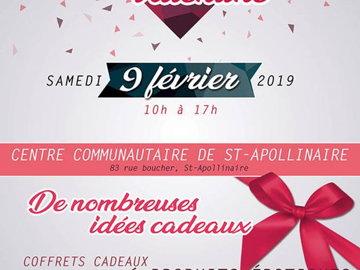 SALON SAINT VALENTIN