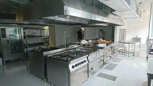 Rekonštrukcia kuchyne ZŠ Podunajské Biskupice