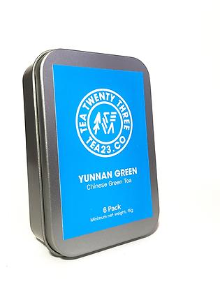 YUNNAN GREEN TEA (6 pack)