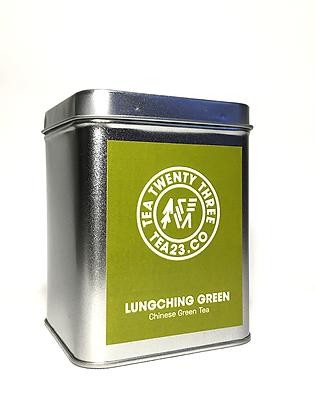 TEA CADDIE (LUNGCHING GREEN TEA)