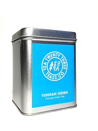 TEA CADDIE (YUNNAN GREEN TEA)