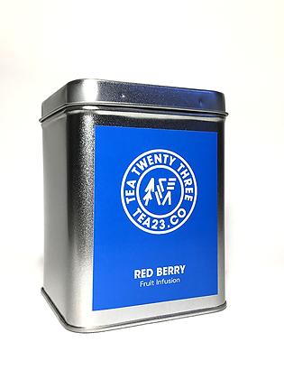 TEA CADDIE (RED BERRY)