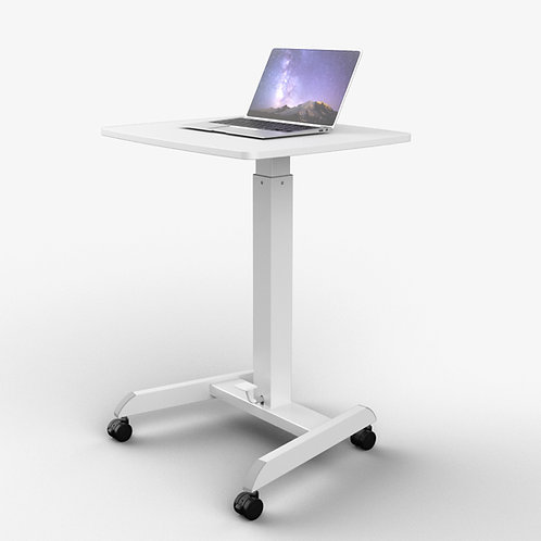 Height Adjustable Laptop Trolley