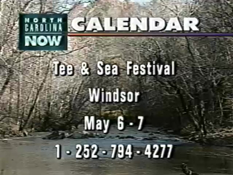 Here's a new video of NC Now from 1999
