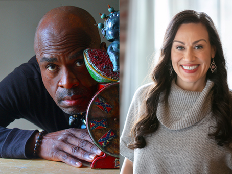 Willie Little in conversation with Anya Montiel - Recorded session from 8/28/2020