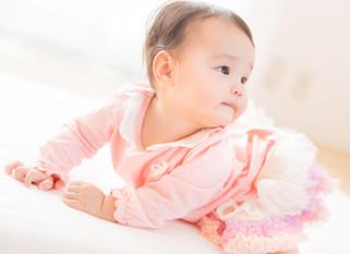久しぶりのご来院!以前は不妊症に悩んでいた女性の患者様の素敵な笑顔!今回は産前・産後と命のお話し。
