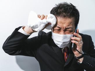 新型コロナウィルス対策が思わぬ別症状を招く可能性 #新型コロナ #マスク #酸欠 #脱水症状