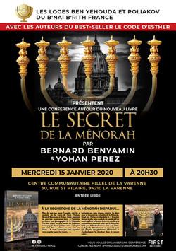 secret menorah
