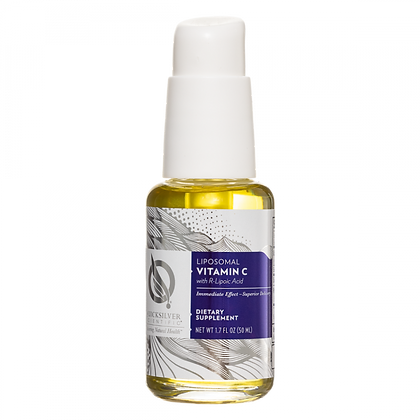 Liposomal Vitamin C with R-Lipoic Acid