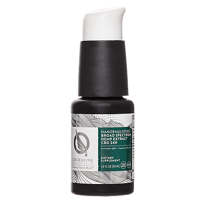 Broad Spectrum Hemp Extract (30mL)