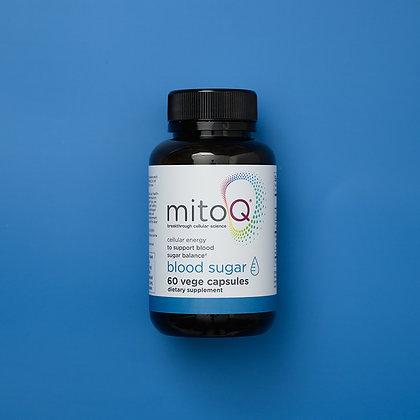 MitoQ Blood Sugar 60 Capsules
