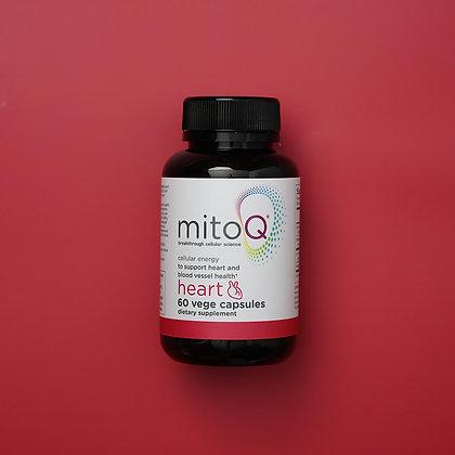 MitoQ Heart 60 Capsules