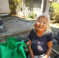 Mrs. Nyoman Sulastri 100 yo+ in Tabanan