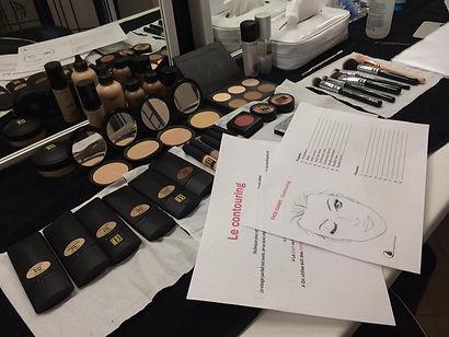 cours de maquillage lausanne