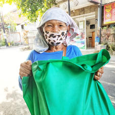 People we met on the street of Monang Maning