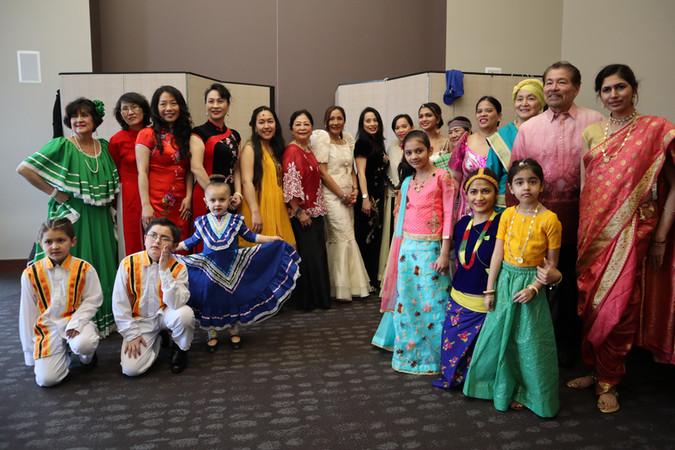 Fashion Show - April 2019 - photo credit Pooja Arshanapally