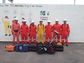 GDS PETRONAS Oil & Gas, Kerteh Terengganu