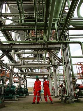 GDS PETRONAS Oil & Gas, Bintulu Sarawak