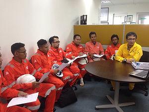 GDS PETRONAS Oil & Gas, Kertih Terengganu