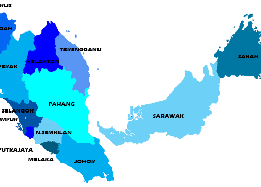 Main Utility Providers in Peninsula Malaysia