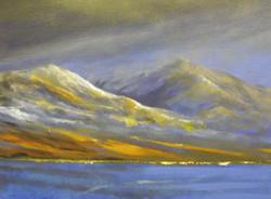 Winter on the Loch (Sold)