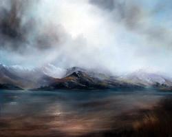 The Black Cuillins of Skye (Sold)