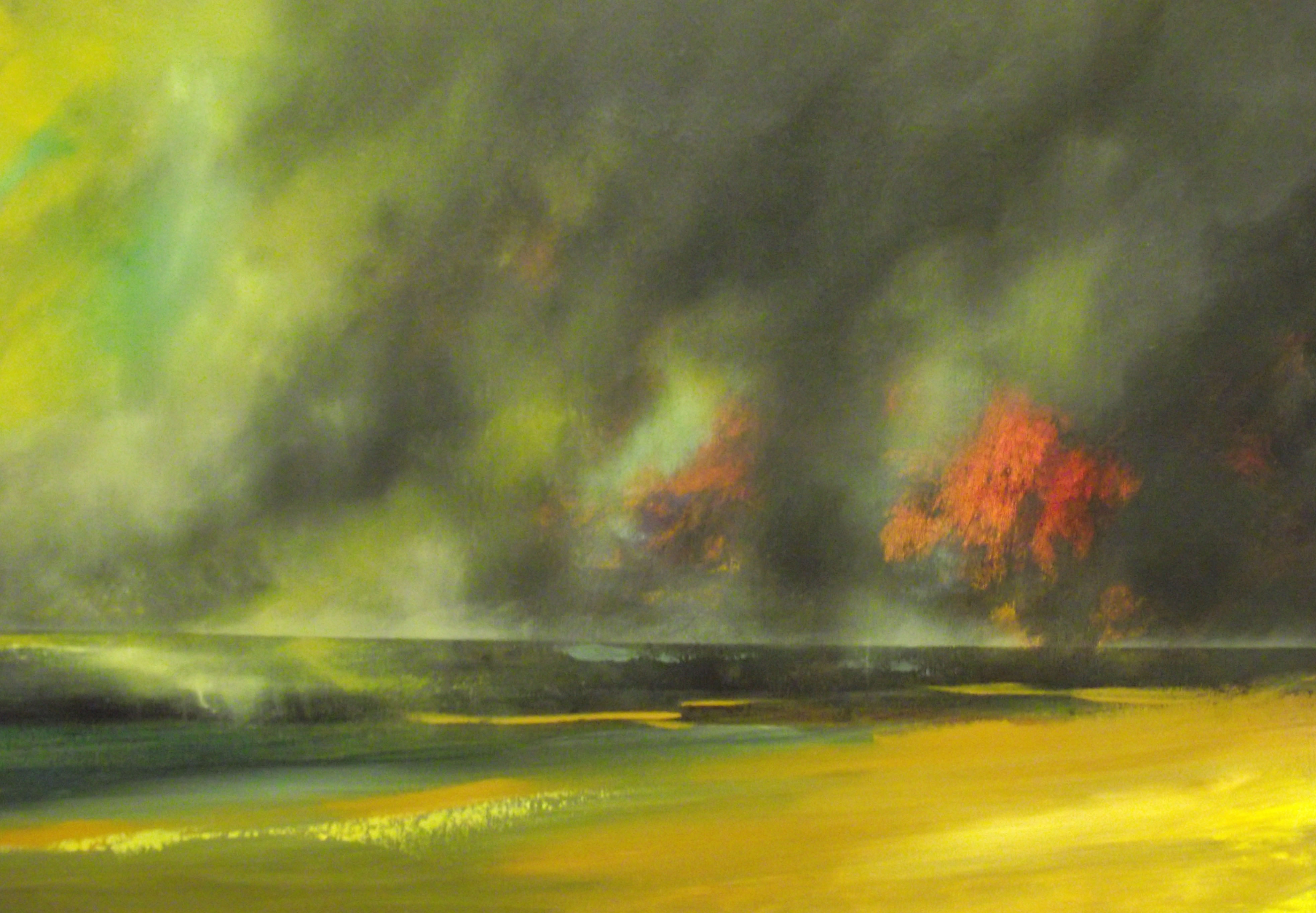 West Coast After Storm (Sold)