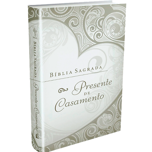 Bíblia Sagrada - Presente de casamento