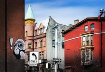 Classon Ave. & Putnam Ave, Bedford-Stuyvesant, Brooklyn, NY